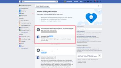 masalah facebook