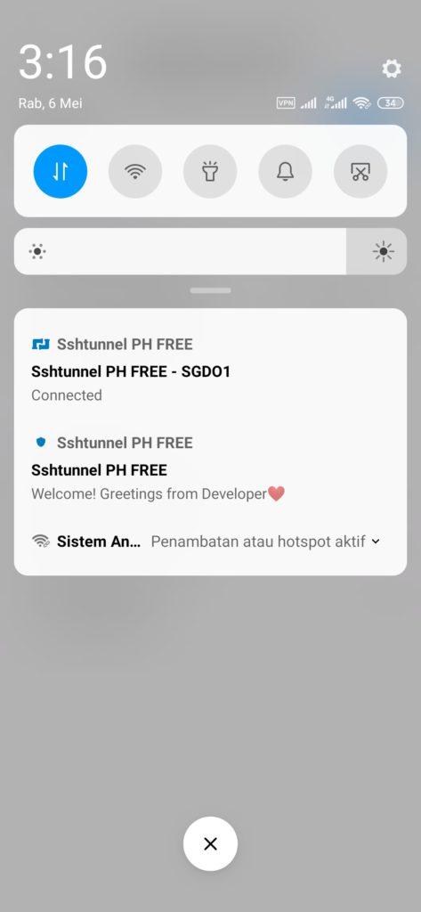 SSHTunnelPH Free
