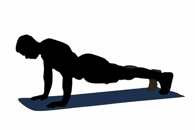 Jenis olahraga ringan push up