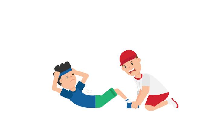 Olahraga sit up