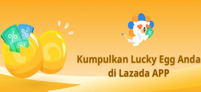 Dapatkan Voucher Gratis hingga Rp50.000 dari Lazada. Selengkapnya klik disini Cara Mendapatkan Voucher Gratis Lazada Terbaru
