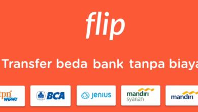 Kirim Uang dari Jenius ke BCA dengan Flip
