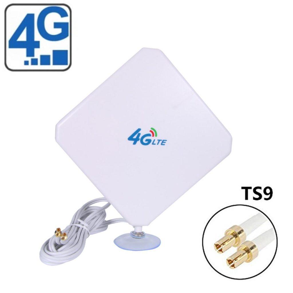 Antena Ponsel 4G /LTE Alat Penguat Sinyal Hp dan Modem