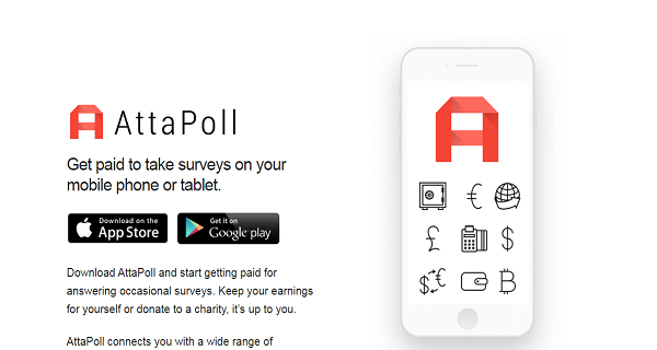 AttaPoll Situs survey online terbaik