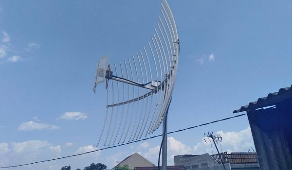 Grid Induksi 20M Alat Penguat Sinyal Hp dan Modem