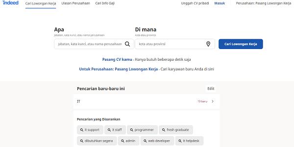 Indeed Indonesia