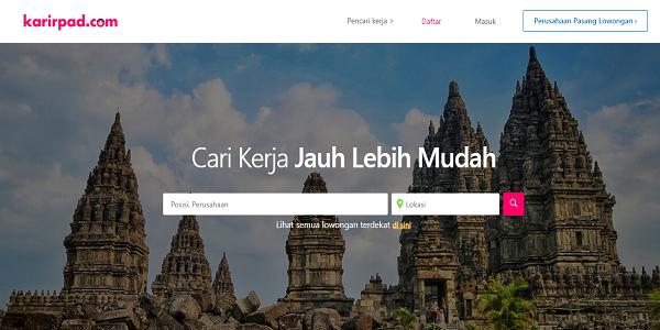 Situs Karirpad.com