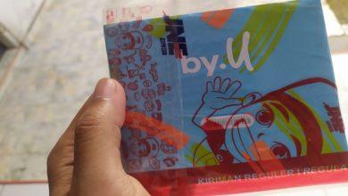 Cara Membeli paket Byu