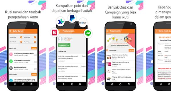 Situs dan Aplikasi Survey Online Terbaik Yang Masih Membayar Nusaresearch