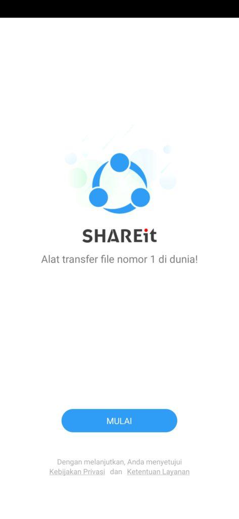 Cara Mendapatkan Saldo Dana dari Shareit