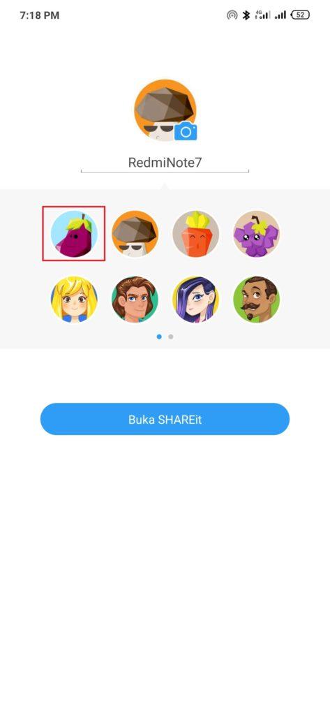 Aplikasi Shareit cara menggunakan aplikasi shareit