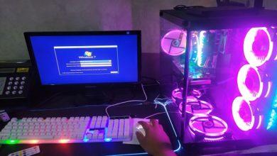 Instal System operasi