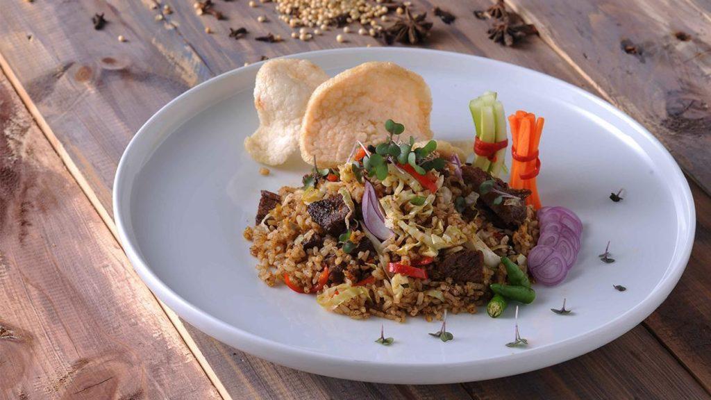 Nasi Kebuli Makanan Luar Negeri Yang Populer