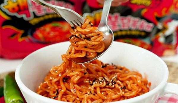 Makanan Khas luar negeri Samyang
