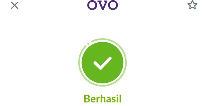 Kirim uang dari OVO ke Brimo