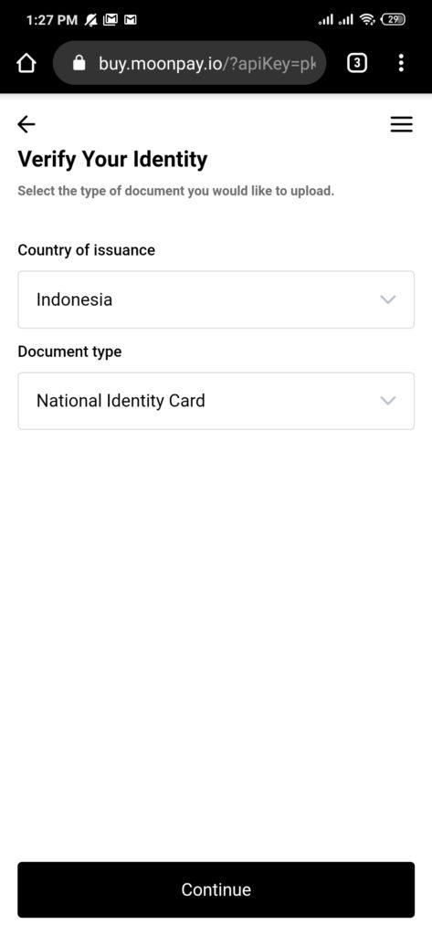 verifikasi trustwallet Token TWT Gratis dari Aplikasi TrustWallet