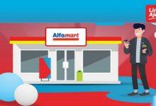 Top Saldo LinkAja dari Alfamart
