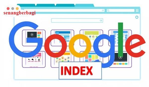 Agar cepat terindex google