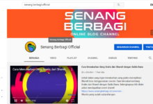 Mengganti Cuplikan Video Channel Youtube