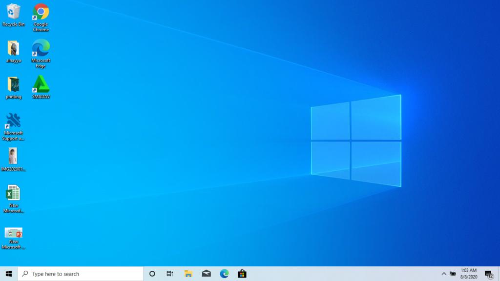 Sukses Aktivasi Windows