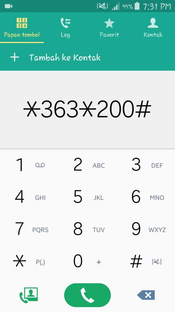 dial paket murah telkomsel