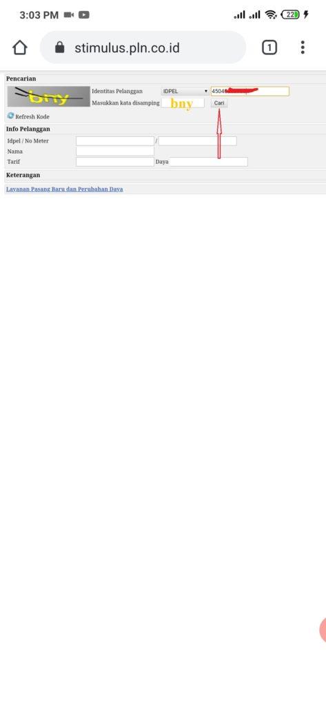 Cara Klaim Token Listrik Gratis September dari Website PLN