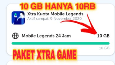 Paket Extra Game 10rb 10 gb