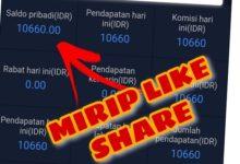Situs Mirip Like Share