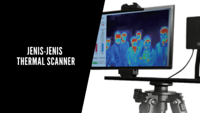 jenis thermal scanner