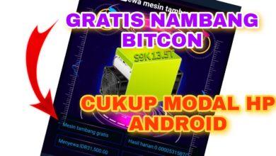Cara mendapatkan bitcoin dari hp android dengan aplikasi bitmain