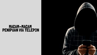Penipuan via telepon