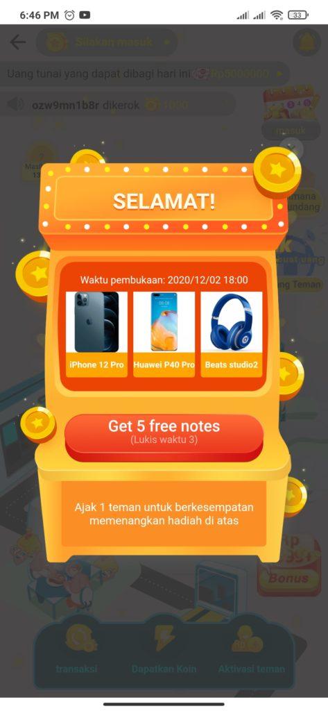 cara menghasilkan saldo dana gratis dari aplikasi play play