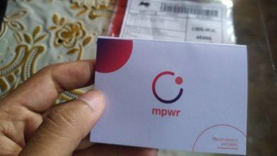 Aktivasi kartu MPWR Indosat