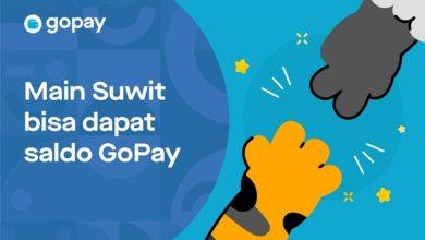 Cara Mendapatkan saldo gopay gratis dengan bermain suwit