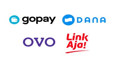 Kode Bank Untuk Mengisi Saldo Dana OVO GOPAY dan LinkAja