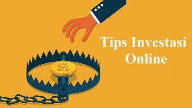 Tips Melakukan Investasi Online Agar Tidak Tertipu