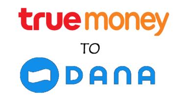 Kirim Uang dari Truemoney ke DANA