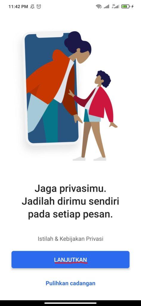 Aplikasi Terbaik Android Pengganti WhatsApp