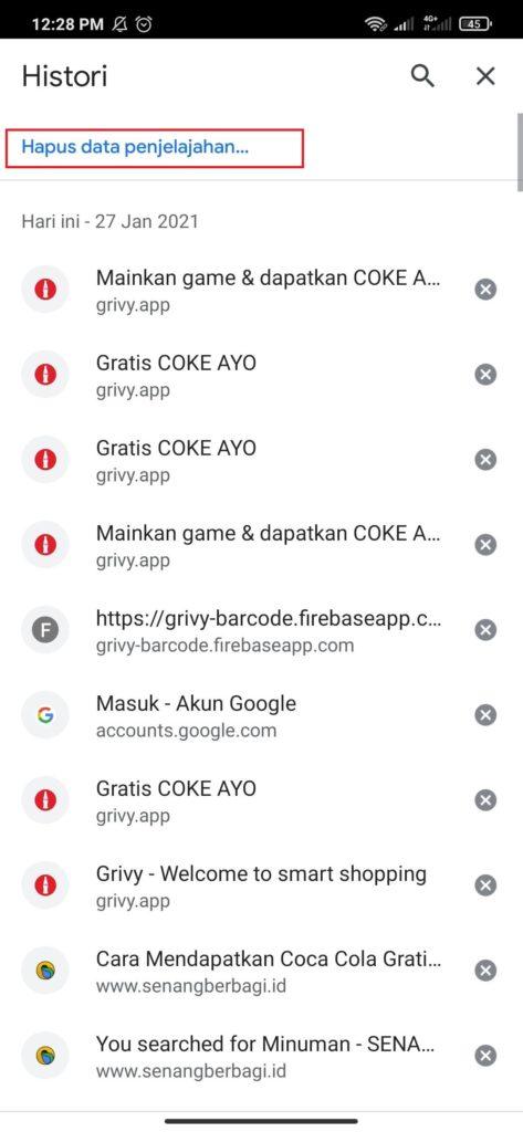 Cara Mendapatkan Coca Cola Gratis Banyak dari Alfamart