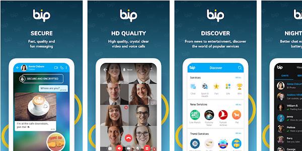 Aplikasi  BIP Aplikasi Terbaik Android Pengganti WhatsApp