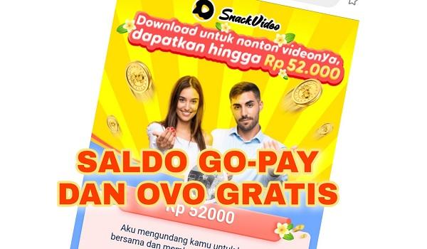 Cara Mudah Mendapatkan Uang dari Aplikasi SnackVideo Terbaru