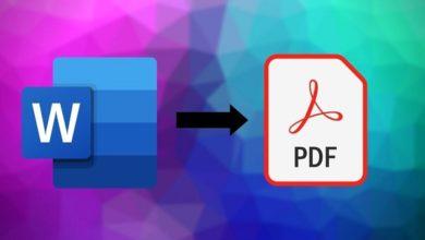 Mengonversi file Office word ke PDF dengan mudah