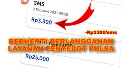 Cara Berhenti Berlangganan SMS dari Layanan Ular Tenggo XL