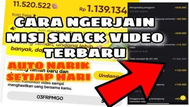 Cara Kerja dari Aplikasi Snack Video Terbaru