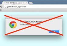 Cara Mengatasi Tidak Bisa Klik Kanan Pada Google Chrome