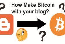 Cara Mudah Mendapatkan Bitcoin dari Blogspot Terbukti Membayar 2021