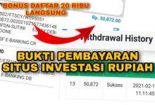 Review Situs Money Game dengan Nama Domain Investasi Rupiah