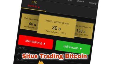 Review Situs Kaka Transaksi Situs Trading Bitcoin