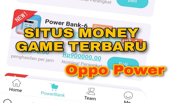 Review Situs Oppopowerid Situs Money Game Terbaru