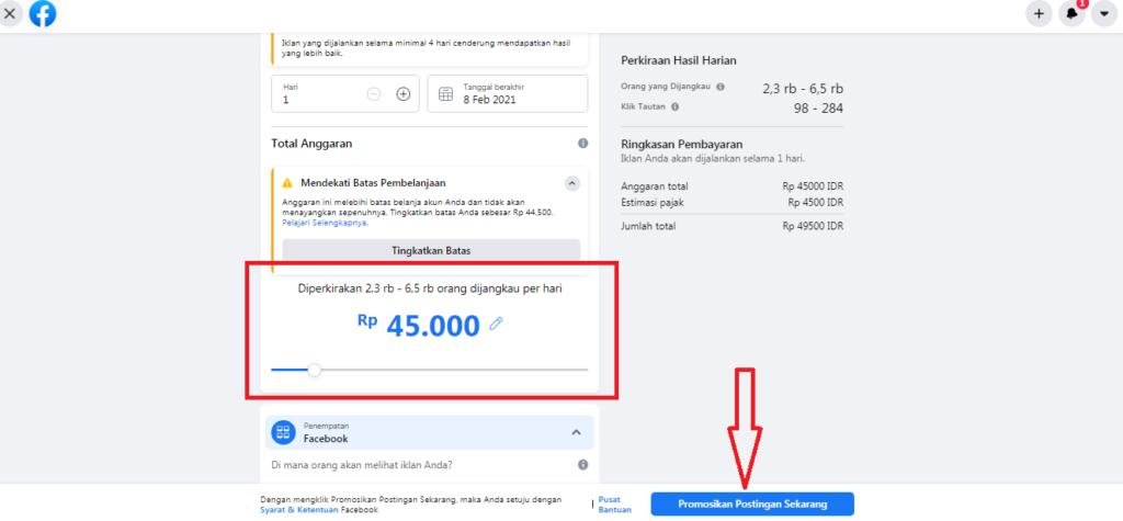 Cara Mudah Tambahkan Saldo Facebook Ads dengan Kartu Debit Jenius